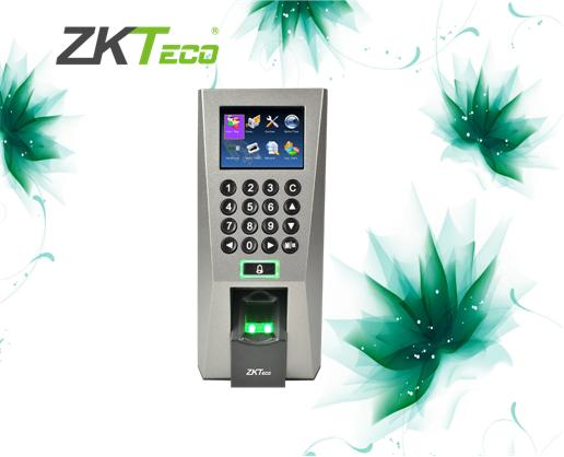 ZKTeco F18, Fingerprint Time attendance with access control